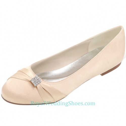 be20e634cfc0 Ballet Wedding Shoes in All Colors - Blue
